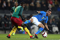 Brazil vs Cameroon 20-11-18