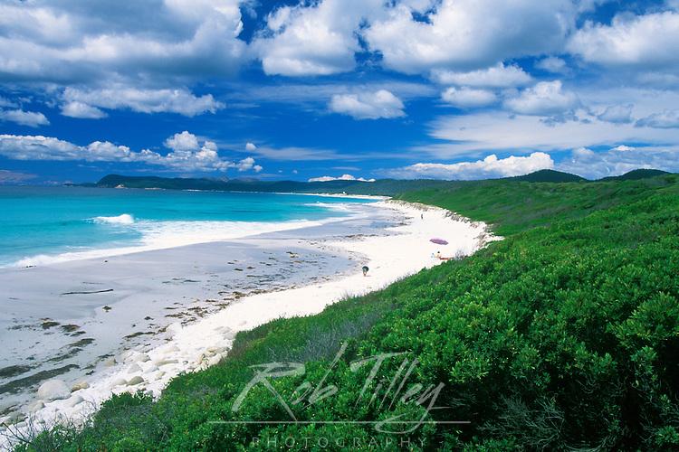 Friendly Beaches, Freycinet NP, Tasmania, Australia