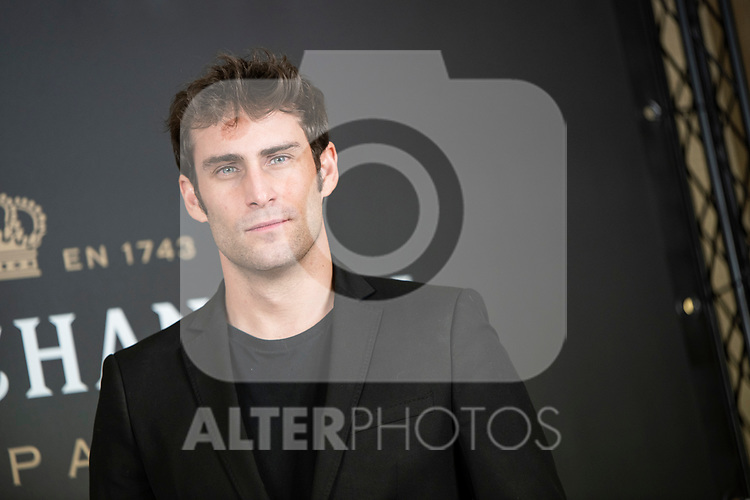 Fernando Guallar In the premiere of the project to celebrate the 150th anniversary of Moet Imperial<br />  Madrid, Spain. <br /> November 19, 2019. <br /> (ALTERPHOTOS/David Jar)