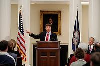 Larry Sabato is a Professor of Politics at the University of Virginia. (Photo/Andrew Shurtleff)