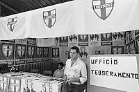 - DC (Democrazia Cristiana), festa dell'Amicizia aTrento, 1981....- DC (Christian Democratic Party) Fest of the Friendship in Trento, 1981