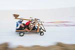 Team 打爆你的城堡  in action during the Red Bull Soapbox Race 2017 Taipei at Multipurpose Gymnasium National Taiwan Sport University on 01 October 2017, in Taipei, Taiwan. Photo by Victor Fraile / Power Sport Images