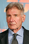 American actor and film producer Harrison Ford speaks during a Japan Premiere for the film Blade Runner 2049 on October 24, 2017, Tokyo, Japan. Ford, along with director Denis Villeneuve and actresses Ana de Armas and Sylvia Hoeks, greeted the fans at the event. The movie Japanese theaters on October 27. (Photo by Rodrigo Reyes Marin/AFLO)