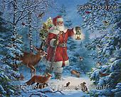 Liz,CHRISTMAS SANTA, SNOWMAN, WEIHNACHTSMÄNNER, SCHNEEMÄNNER, PAPÁ NOEL, MUÑECOS DE NIEVE, paintings+++++,USHCLD0313A,#x#