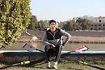 BAGHDAD, IRAQ: Haider Nawza...Iraq is fielding a rowing team for the London 2012 Olympics...Photo by Kamaran Najm/Metrography