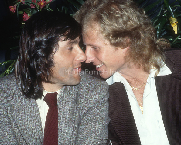 Ilie Nastase and Vitas Gerulaitis 1978<br /> Photo By Adam Scull/PHOTOlink.net /MediaPunch