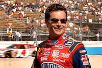 Nov 12, 2005; Phoenix, Ariz, USA;  Nascar Nextel Cup driver Jeff Gordon (24) during qualifying for the Checker Auto Parts 500 at Phoenix International Raceway. Mandatory Credit: Photo By Mark J. Rebilas
