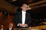 ENNIO MORRICONE<br /> AUDITORIUM DI SANTA CECILIA ROMA 2007
