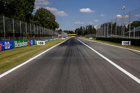 3rd September 2020; Autodromo Nazionale Monza, Monza, Italy ; Formula 1 Grand Prix of Italy, arrival day;  Autodromo Nazionale Monza