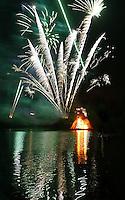 Center Parcs Fireworks & Bonfire