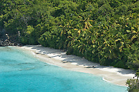 Little Cinnamon Bay<br /> Virgin Islands National Park<br /> St John, US Virgin Islands
