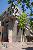City Hall, Boston, MA (Kallman, McKinnell & Wood = architect) Brutalist