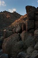 Near Mortero Palms, Anza Borrego Desert.
