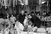Monseigneur Paul Gregoire, archevêque de Montréal, 19 Decembre 1972<br /> <br /> <br /> PHOTO : Agence Quebec Presse -  Alain Renaud