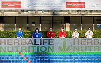 Officials<br /> FIN<br /> Roma 12/08/2020 Foro Italico <br /> FIN 57 Trofeo Sette Colli - Campionati Assoluti 2020 Internazionali d'Italia<br /> Photo Giorgio Scala/DBM/Insidefoto