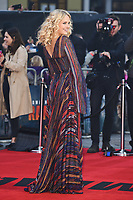 """Malin Akerman<br /> arriving for the """"Rampage"""" premiere at the Cineworld Empire Leicester Square, London<br /> <br /> ©Ash Knotek  D3395  11/04/2018"""