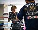 Boxing: Naoya Inoue media workout