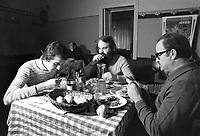 - Milano 1975, trattoria economica per operai<br /> <br /> - Milan 1975, cheap restaurant for workers
