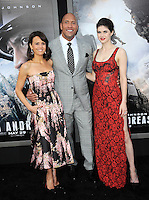 """Premiere of """"San Andreas"""""""