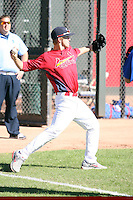 Jordan Swagerty - Surprise Rafters - 2010 Arizona Fall League.Photo by:  Bill Mitchell/Four Seam Images..