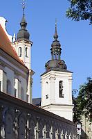 Erzengel Michael-Kirche in VilniusErzengel Michael-Kirche in Vilnius, Litauen, Europa, Unesco-Weltkulturerbe