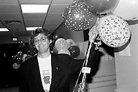 July 18,  1991 File Photo <br /> <br /> <br />  - Festival Juste Pour Rire 1991 - Gilbert Rozon
