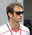 02 Apr 2009, Sepang Circuit, Kuala Lumpur, Malaysia --- Panasonic Toyota Racing F1 Team driver Jarno Trulli of Italy during the 2009 Fia Formula One Malasyan Grand Prix at the Sepang circuit near Kuala Lumpur. Photo by Victor Fraile --- Image by © Victor Fraile / The Power of Sport Images