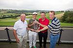 ISPS Handa Wales Open 2013<br /> Celtic Manor Resort<br /> The Pro-Am winning team<br /> 28.08.13<br /> <br /> ©Steve Pope-Sportingwales