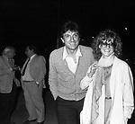 GIGI PROIETTI E GIOVANNA RALLI ROMA 1981