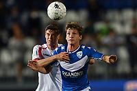 Mg Brescia 27/08/2021 - campionato di calcio serie B / Brescia-Cosenza / photo Image Sport/Insidefoto<br /> nella foto: Matteo Tramoni-Sauli Vaisanen
