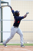 Minnesota Twins outfielder Miguel Sano #19 during an Instructional League game against the Boston Red Sox at Red Sox Minor League Training Complex in Fort Myers, Florida;  October 3, 2011.  (Mike Janes/Four Seam Images)
