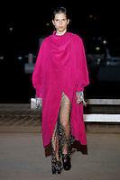 Paris, France, 28/09/2016 - Wanda Nylon Fashion show during Paris Fashion Week. Womenswear, ready to wear, prÍt a porter, summer 2017. # FASHION WEEK DE PARIS - DEFILE WANDA NYLON