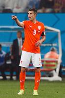 Robin van Persie of the Netherlands