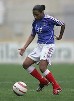 MAR 15, 2006: Faro, Portugal:  Marie Ange Kramo