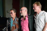 Jacky Terrasson, Stéphane Belmondo et Thomas Bramerie