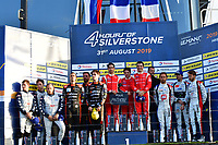ELMS 4 HOURS OF SILVERSTONE (GBR) ROUND 4 08/29-31/2019