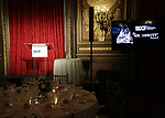 "The ""Mr. Abbott"" Award 2019 at The Metropolitan Club on 3/25/2019 in New York City."
