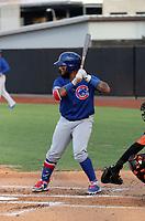 Ronnier Quintero - 2021 Arizona League Cubs (Bill Mitchell)