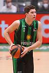 Liga ENDESA 2020/2021. Game: 11.<br /> Club Joventut Badalona vs Valencia Basket: 80-91.<br /> Joel Parra.