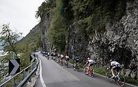 passing Lake Como<br /> <br /> 115th Il Lombardia 2021 (1.UWT)<br /> One day race from Como to Bergamo (ITA/239km)<br /> <br /> ©kramon