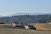 Pirelli World Challenge<br /> Intercontinental GT Challenge California 8 Hours<br /> Mazda Raceway Laguna Seca<br /> Sunday 15 October 2017<br /> Peter Kox, Mark Wilkins, Jules Gounon, Acura NSX GT3, GT3 Overall, Ryan Eversley, Tom Dyer, Dane Cameron, Acura NSX GT3, GT3 Overall<br /> World Copyright: Richard Dole<br /> LAT Images<br /> ref: Digital Image RD_PWCLS17_190