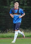 Martyn Waghorn at training