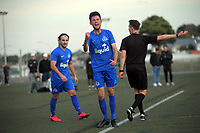 210508 Central League Football - Olympic v Wests