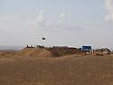 Iraq 2014                     <br /> Outpost of peshmergas on the front-line, district of Mahmur  <br /> Irak 2014 <br /> Avant-poste de peshmergas, sur la ligne de front, district de Mahmur