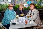 Enjoying the evening in the Ashe Hotel on Saturday, l to r: Ann Marie Roche, Rose and Sally Gibbons.