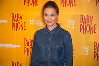 Barbara Schulz, ‡ l'avant premiËre du film BABY PHONE ‡ l'UGC Normandie ‡ Paris le 20 fÈvrier 2017 # PREMIERE DU FILM 'BABY PHONE' A PARIS