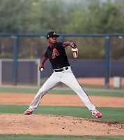 Yoscar Pimentel - 2021 Arizona League Diamondbacks (Bill Mitchell)