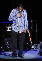 Herbie Hankock in concert.Roma 1/07/2010 Auditorium.Foto gb/Insidefoto.