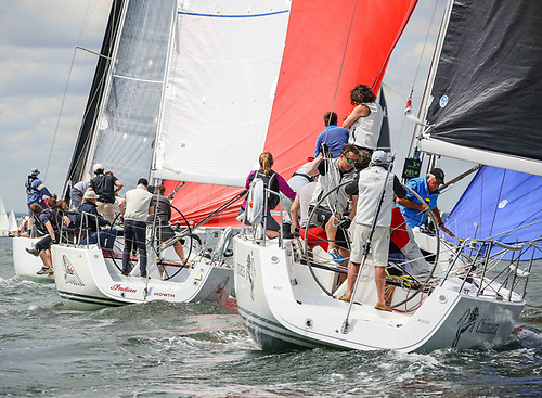Dublin Bay cruiser racing returns to the bay in June