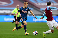 21st March 2021; London Stadium, London, England; English Premier League Football, West Ham United versus Arsenal; Martin Odegaard of Arsenal